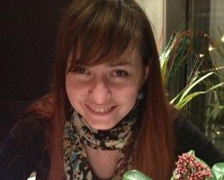 Agata Cybulska, PhD student