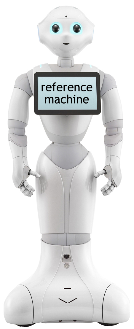 Pepper_Reference_Machine